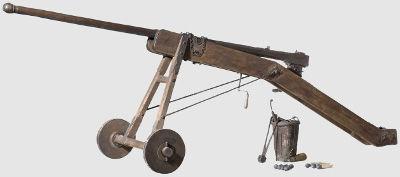 Новгородские музейщики восстановят это старинное орудие