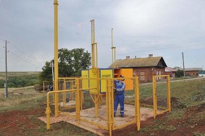 Газификация небольших деревень, в которых нет промышленных предприятий, для «Газпрома» в большой степени социальная программа