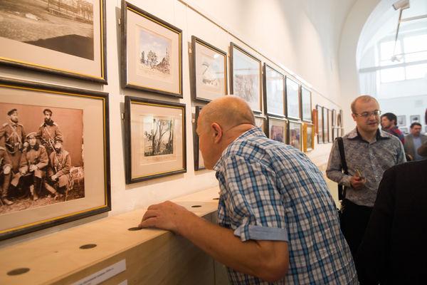 Выставка в Нарвских триумфальных воротах продлится до 29 июля