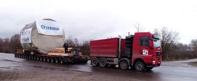 Перевозчик тяжеловесных грузов обязан заплатить за ущерб, наносимый дорогам