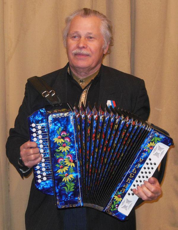 Собиранию коллекции гармоней Иван Коржуев посвятил всю жизнь