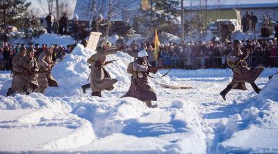 Фестиваль «Демянский плацдарм» может стать ежегодным заметным событием