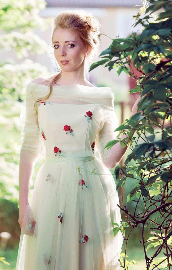Стиль Дарьи — изысканность и женственность