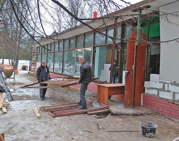 Среди медицинских организаций региона, получивших поддержку из федерального бюджета, медицинский пункт в посёлке Котово — самый маленький