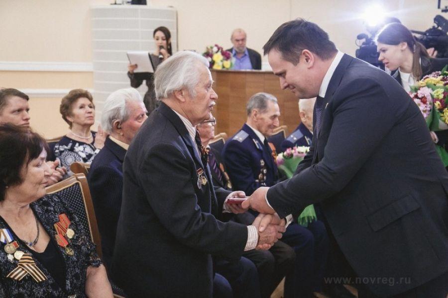 Вручили медали ярославичу фото