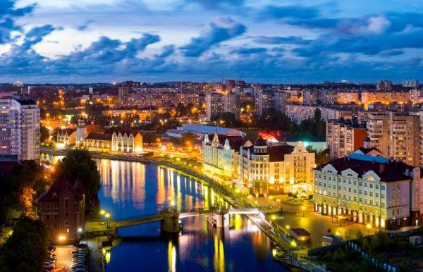 Можно будет посетить не только Калининград, но также побывать в Витебске, Вильнюсе и множестве других городов, где поезд останавливается по пути следования.