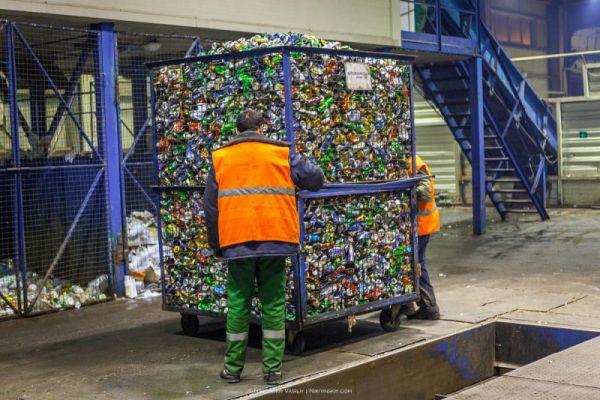 К 2024 году в Новгородской области планируется установить еще три мусоросортировочных комплекса.
