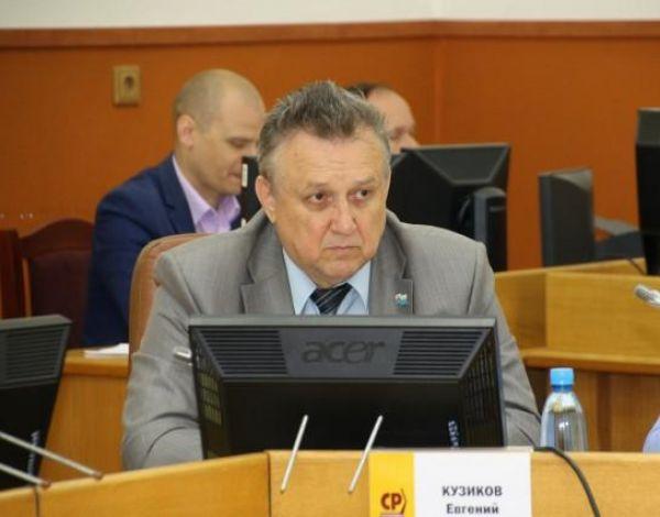 Евгений Кузиков назначен вице-мэром Великого Новгорода