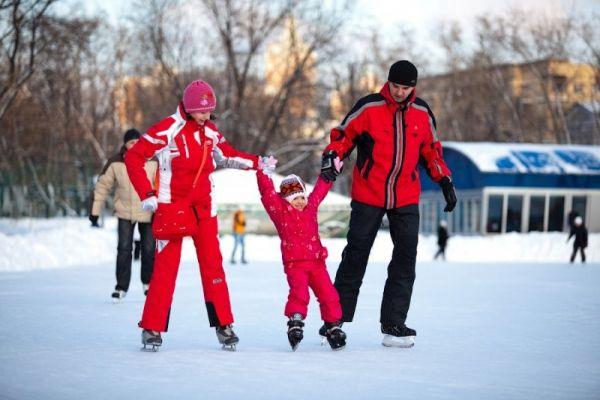 В это воскресенье в Великом Новгороде отметят День зимних видов спорта