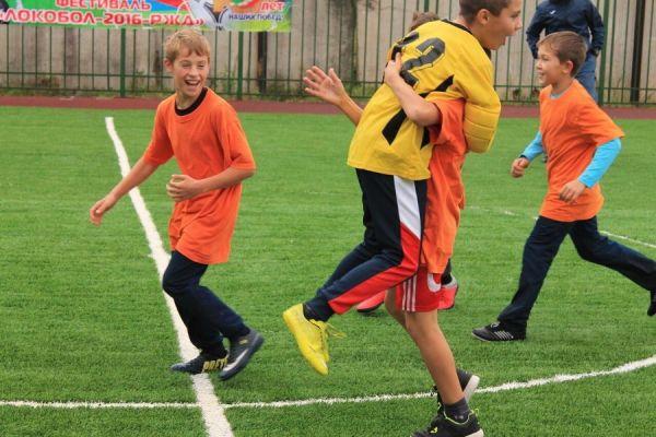 Футбол в Новгородском районе — самый популярный вид спорта