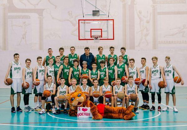 Баскетболисты новгородского клуба «Ильмер-Манеж» впервые вышли в финал первенства России