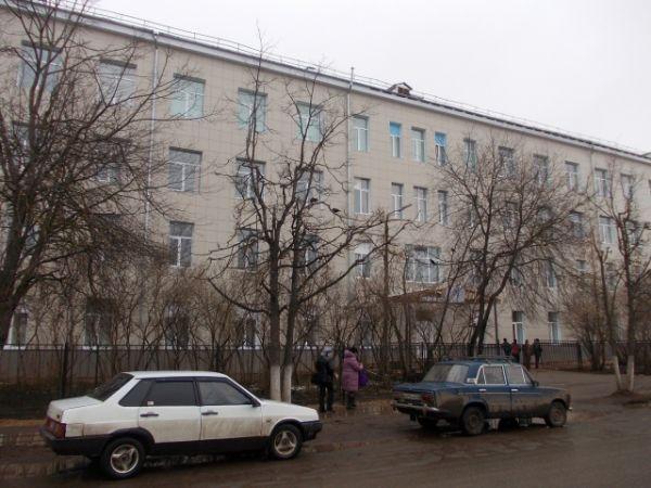 В Старорусской ЦРБ проведут капитальный ремонт в терапевтическом отделении.