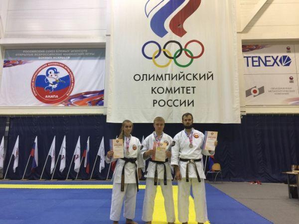 Новгородцы привезли с турнира золото и два серебра.
