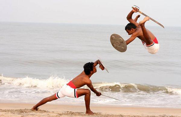 Каларипаятту – традиционное боевое искусство Индии, история которого насчитывает около двух тысячелетий.