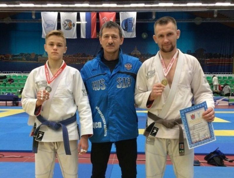 Антон Федоров завоевал золото, Владислав Сафонов – серебро.