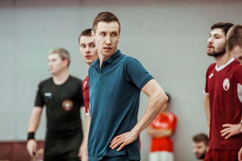 «Команда сыграла дисциплинированно», – похвалил своих подопечных главный тренер «Делового партнера» Алексей Степанов.