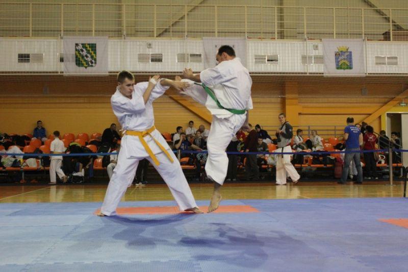 Великий Новгород примет зональные соревнования по киокусинкай