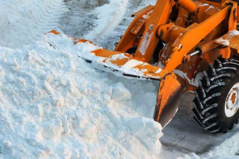 Мэр подписал постановление о создании оперативного штаба по зимней уборке города.