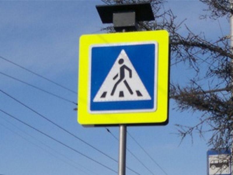 Наезды автомобилей на пешеходов составляют 24,2% от общего количества ДТП, зарегистрированных в Новгородской области.