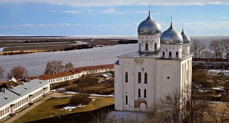 В 2019 году Георгиевскому собору исполнилось 900 лет: эта дата подтверждена летописными источниками,