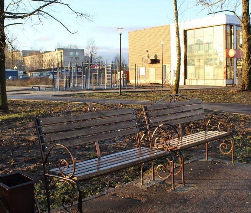 В парке Луговой в 2020 году работы по благоустройству будут завершены.