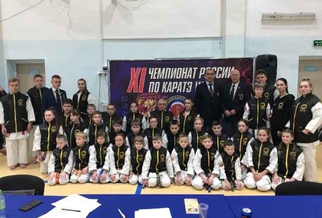 Честь региона на российских состязаниях защищали 34 спортсмена.