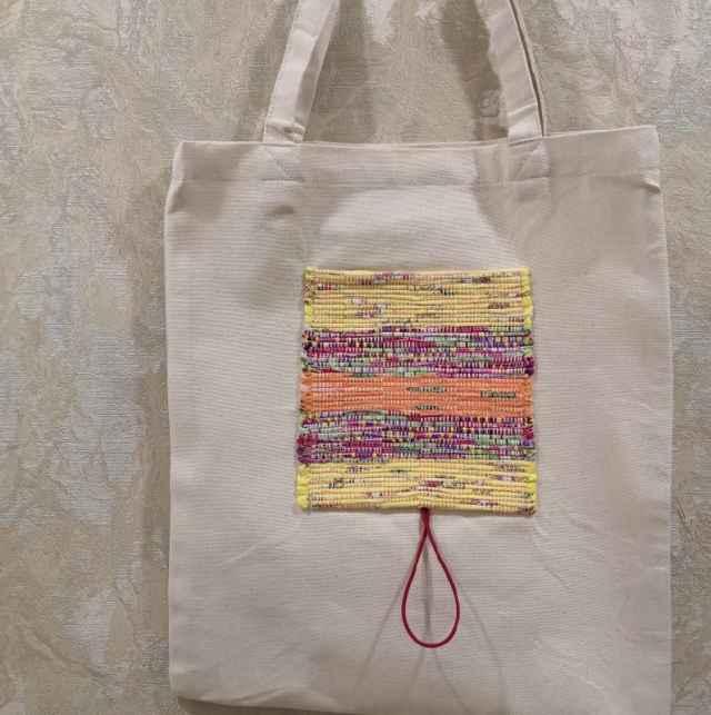 Сумки-шопер  являются произведением ручного труда. Каждая из этих сумок уникальна.