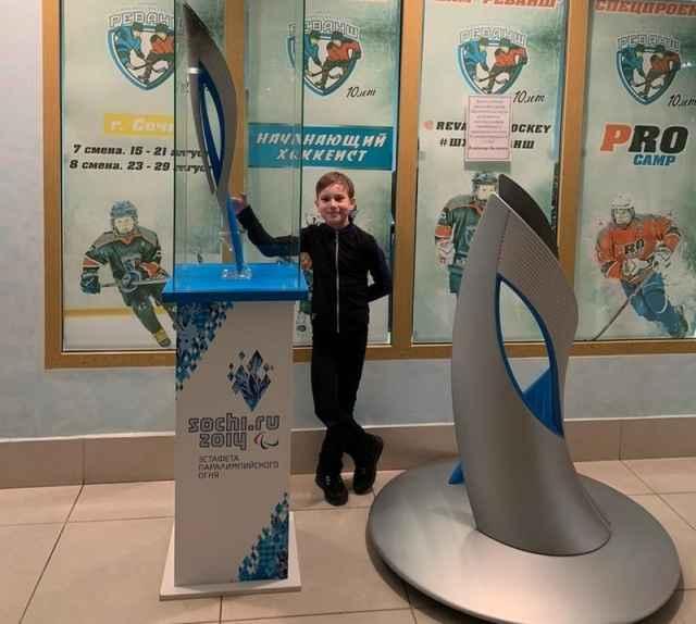 На межрегиональных состязаниях в январе Виктор Продан стал пятым.