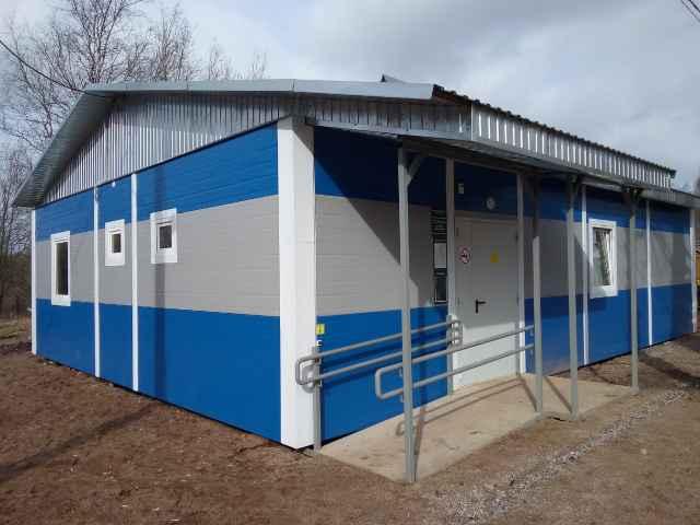 Жители Крестецкого района называют современные постройки ФАПов модульное «чудо».
