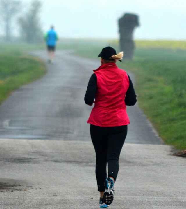 «Стихийные пробежки» каждый раз проходят по новому маршруту