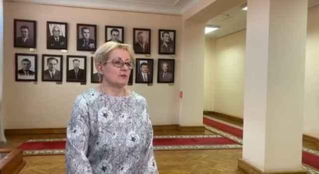 Глава областного Роспотребнадзора Елена Никифорова провела брифинг для журналистов.