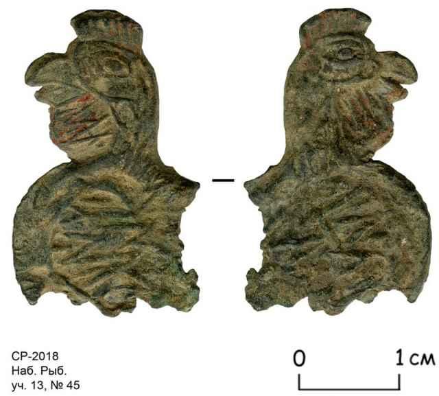 Археологу Павлу Колосницыну удалось найти ответ сразу на две загадки.