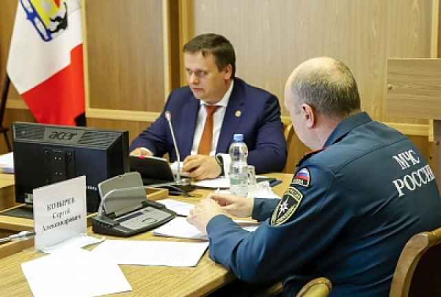 Андрей Никитин дал поручение о проверке в домах престарелых. Их в регионе четыре.