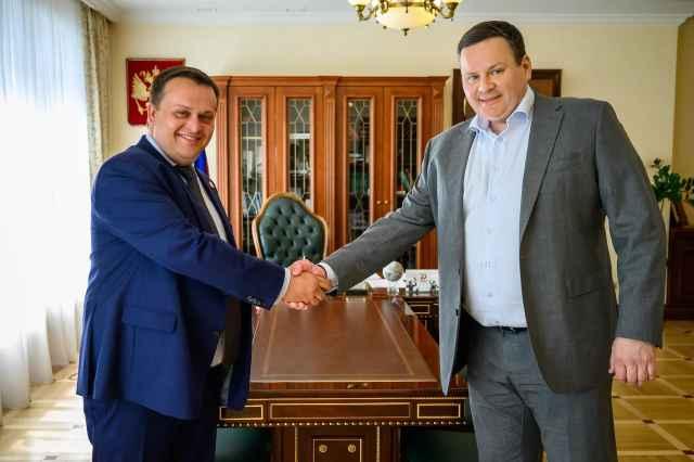 Также Андрей Никитин обговорил с Антоном Котяковым деятельность рабочей группы Государственного совета Российской Федерации по направлению «Социальная политика» в 2020 году