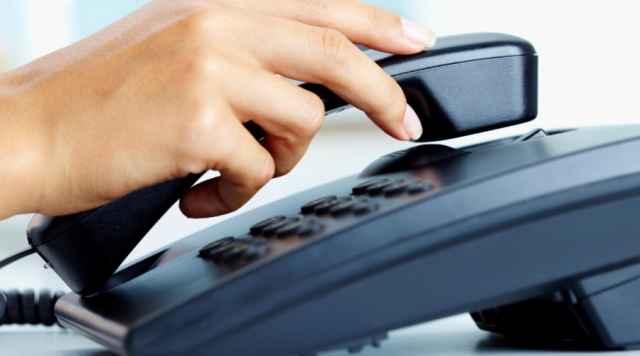 Звонки будут приниматься по телефону: 8(8162) 980-577