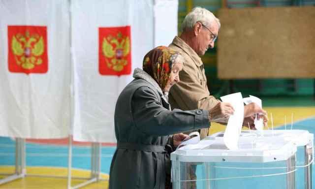 В Великом Новгороде явка стала самой низкой в области и составила 11,49%.