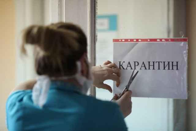 В Валдайской психоневрологической больнице больные СОVID-19 и пациенты, у которых не было коронавируса, находились в одном помещении.