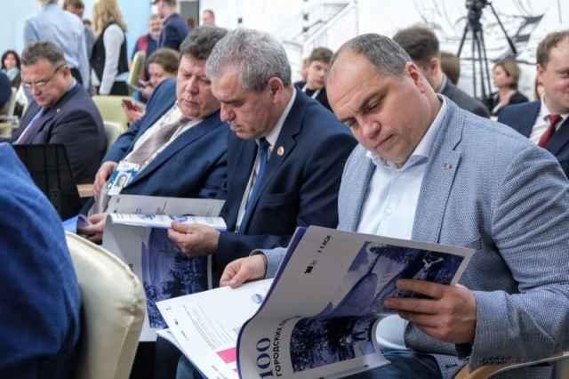 «Клуб городских лидеров» – это цикл встреч мэров городов, который планируется проводить раз в месяц в разных регионах страны.