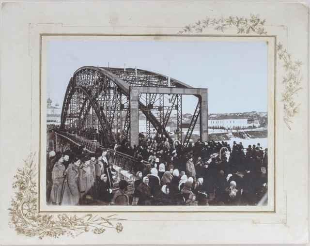 Боровичский арочный мост конструкции Белелюбского получил признание не только в нашей стране, но и за рубежом