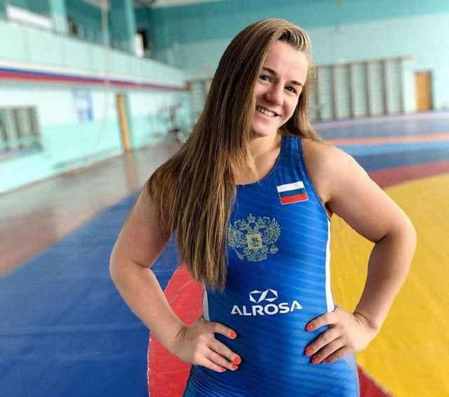 В сентябре Надежда Соколова стала чемпионкой России.