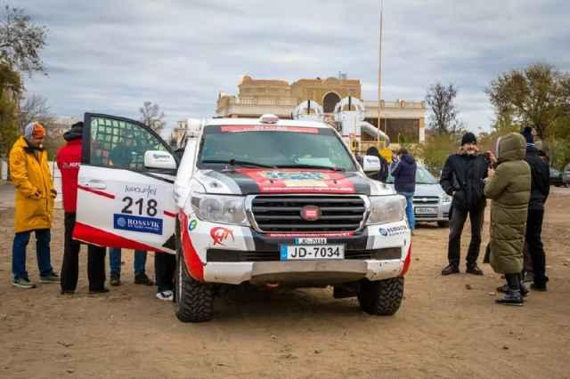 Астраханский этап станет предпоследним этапом Чемпионата России в этом году.