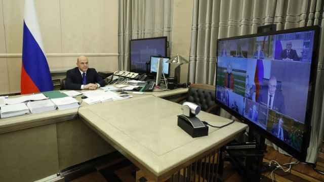 В территориальных органах федеральных ведомств сократят штат на 10%, заявил Михаил Мишустин.