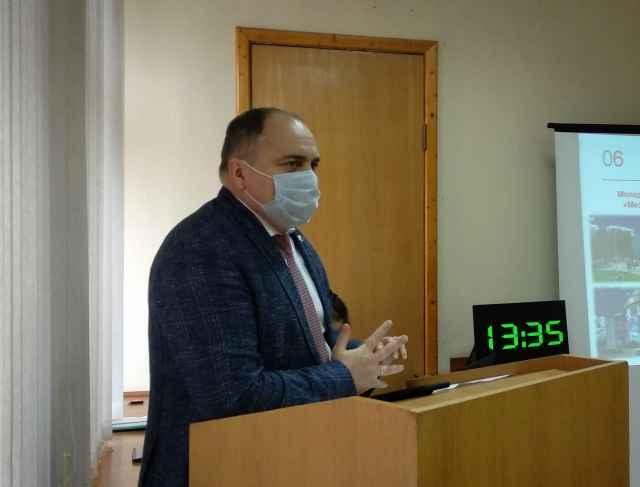 Вступление в должность Юрия Стадэ запланировано на 30 ноября.