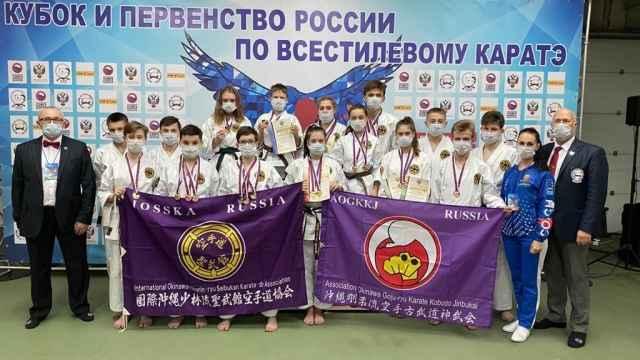 В сборную России по всестилевому каратэ сейчас входят 12 новгородцев.