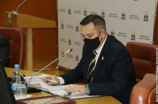 Новгородские депутаты отказались изменить порядок конкурса на пост мэра