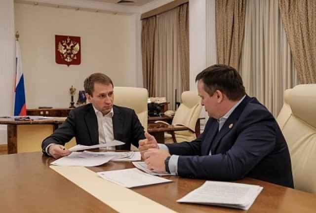 Андрей Никитин отметил, что интерес у туристов к маршруту «Большая валдайская тропа» уже сейчас достаточно велик
