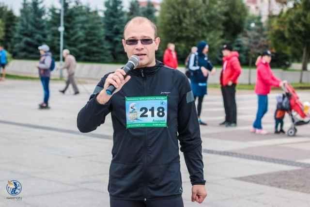 Андрей Ефимов – автор интереснейшего проекта «Бегущий экскурсовод».