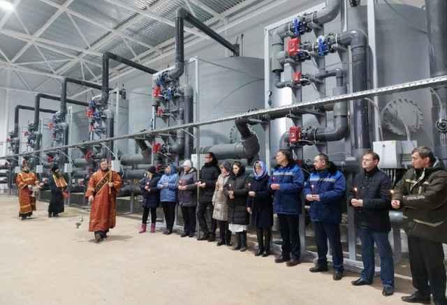 Производительность станции составит 16,8 тысячи кубометров воды в сутки.
