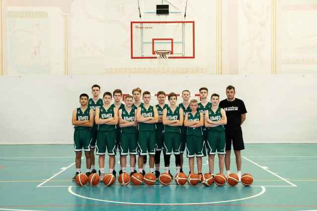 Новгородские баскетболисты вышли в полуфинал первенства России