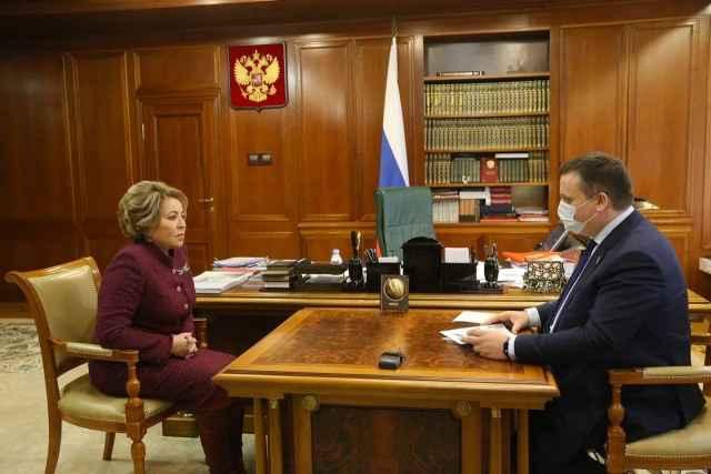 Как отметила Валентина Ивановна, теперь главная задача – не сбавлять темп в развитии региона